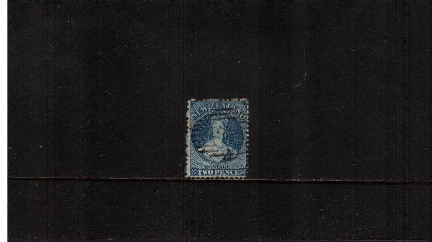 2d Blue - Watermark Large Star - Perforation 12�br/>