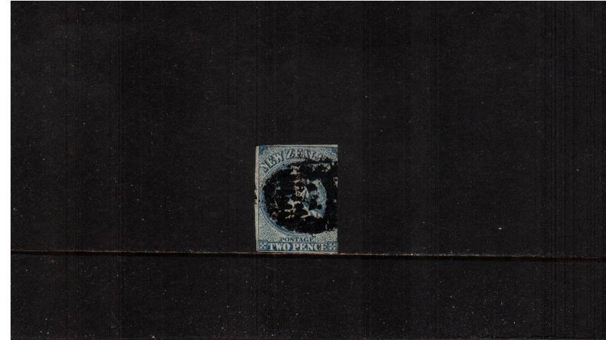 2d Deep Blue - Watermark Large Star<br/>