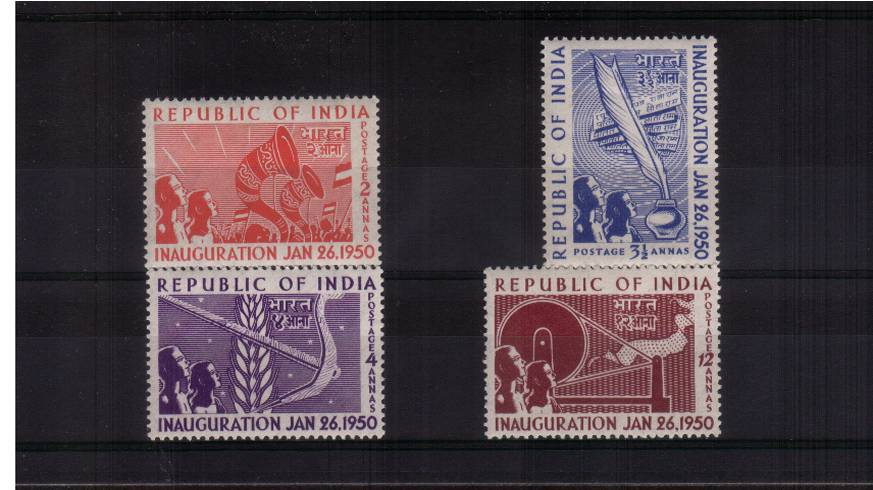 Inauguration of Republic<br/>