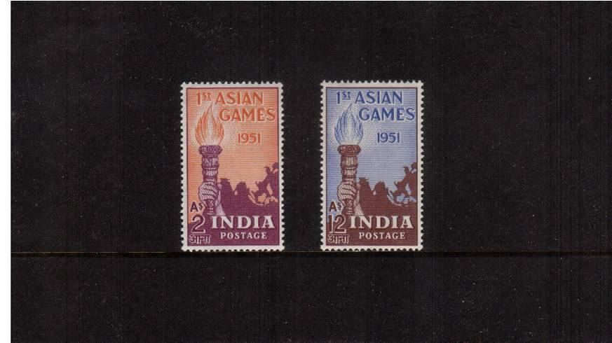 First Asian Games - New Delhi<br/>