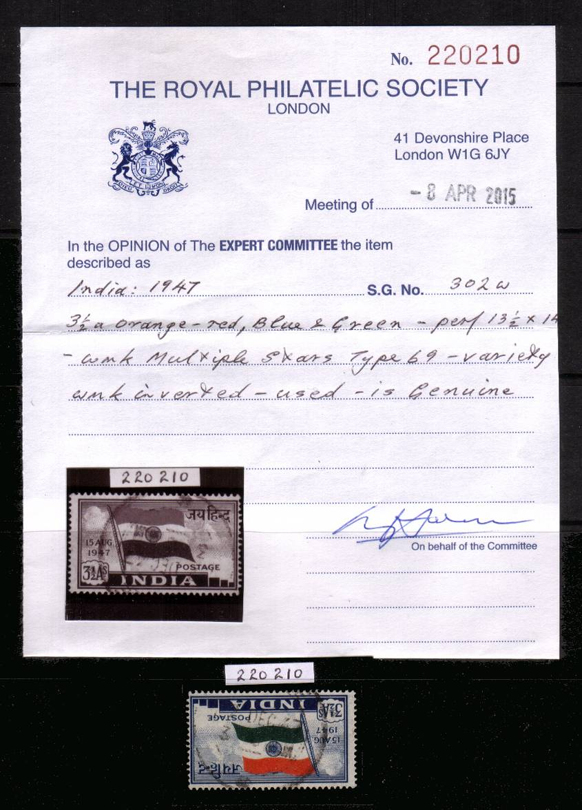 Independence Issue<br/>