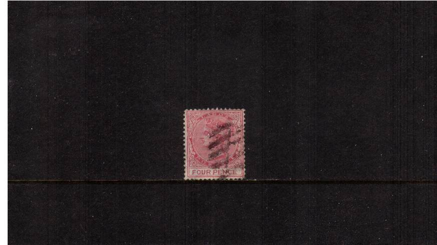 4d Carmine - Perforation 14<br/>