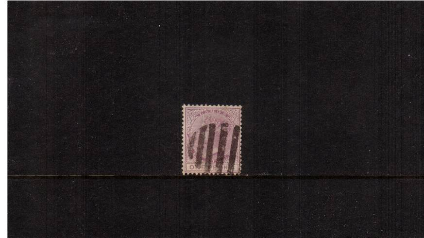 1d Lilac-Mauve - Perforation 14<br/>