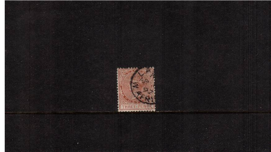 3d Chestnut - Perforation 14<br/>