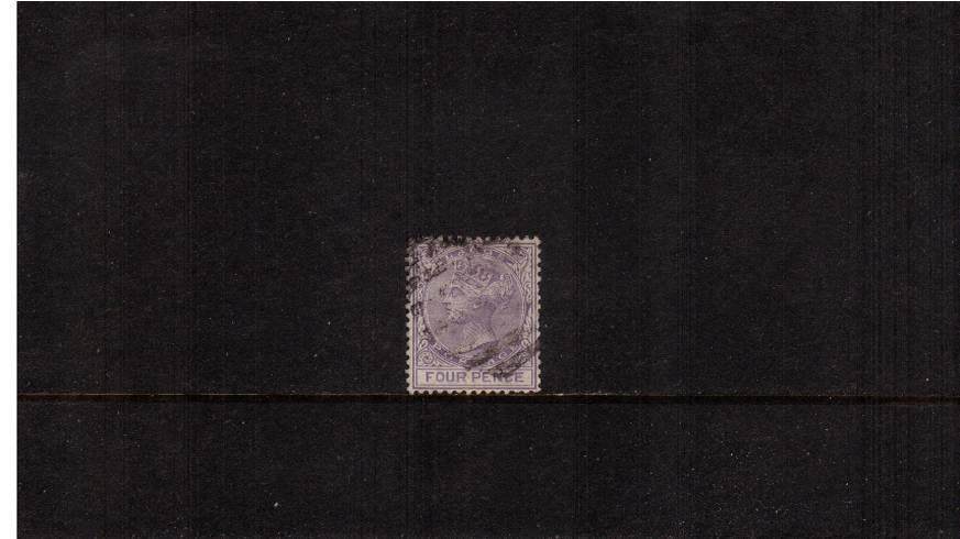 4d Pale Violet<br/>