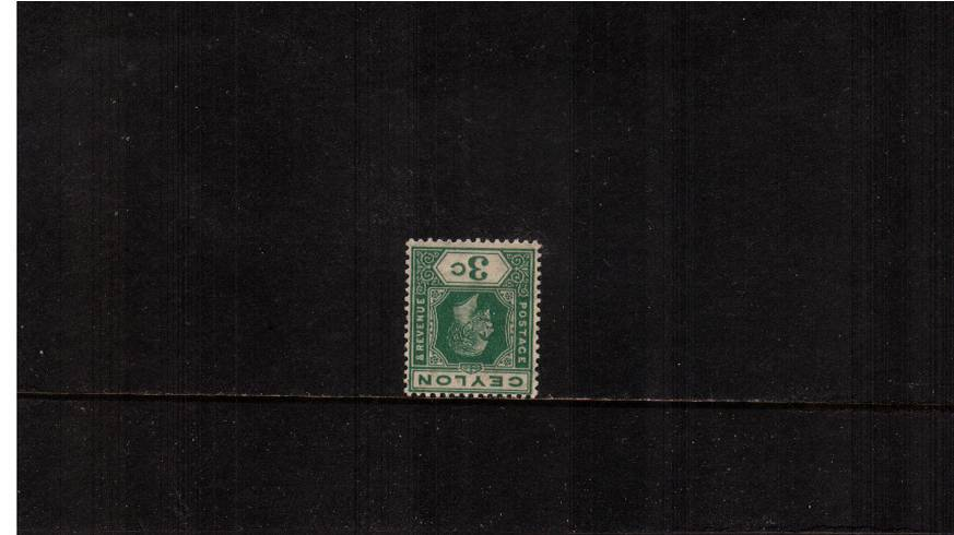 3c Blue-Green - Watermark Multiple Crown CA<br/>