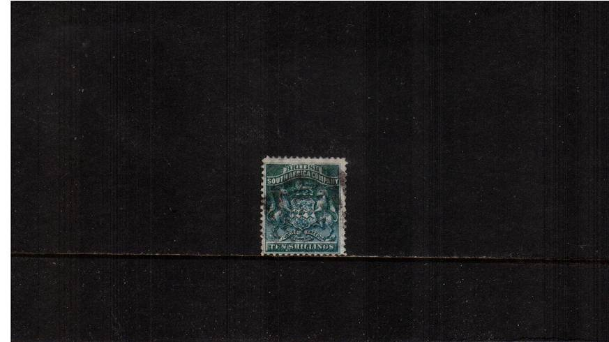10/- Deep Green<br/>