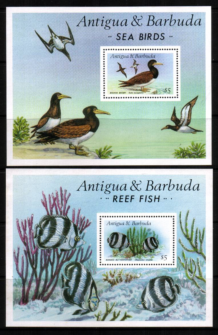 Marine Life<br/>Pair of 