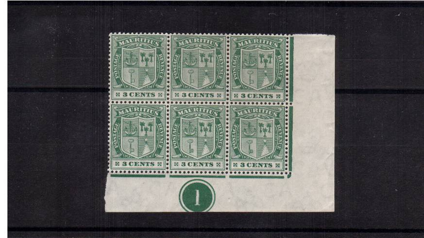 3c Green - Watermark Multiple Crown CA<br/>