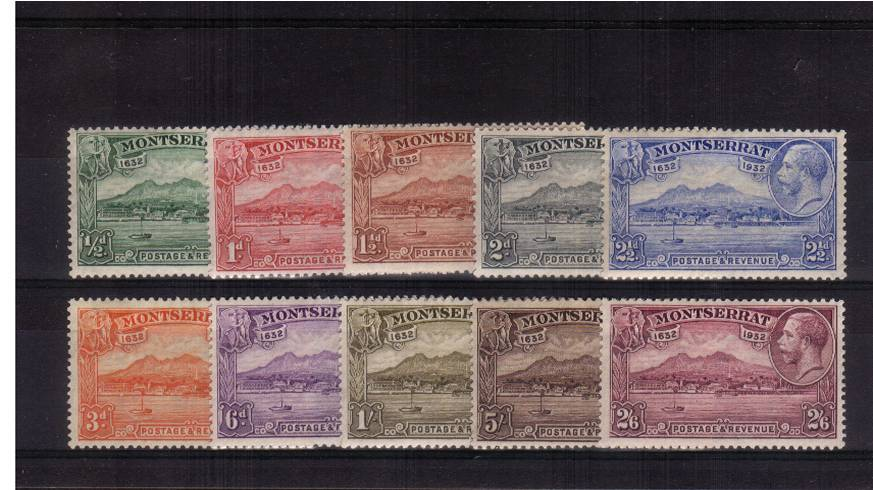 300th Anniversary of Settlement of Montserrat<br>