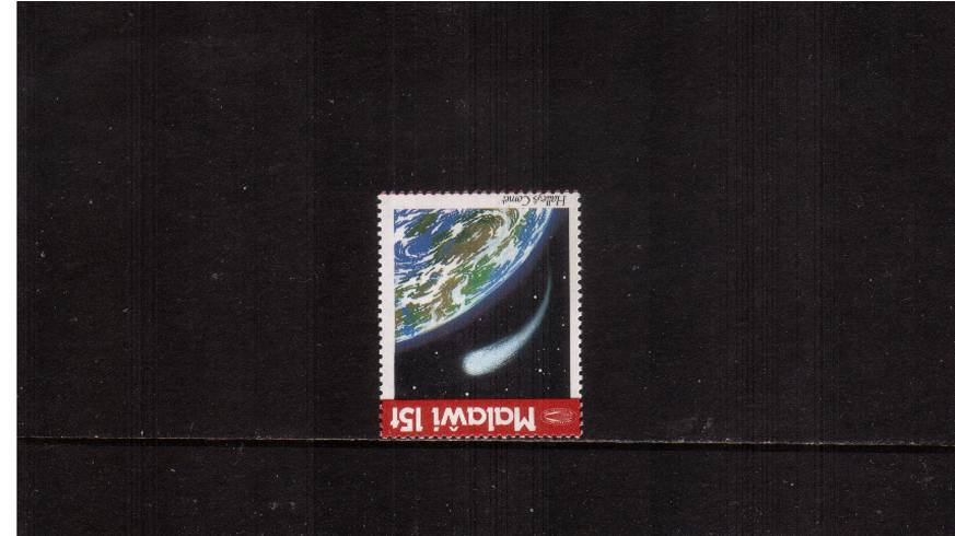 Appearance Halley's Comet<br/>
