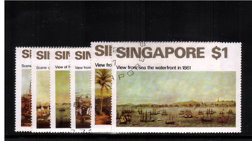 Paintings of Singapore<br/>