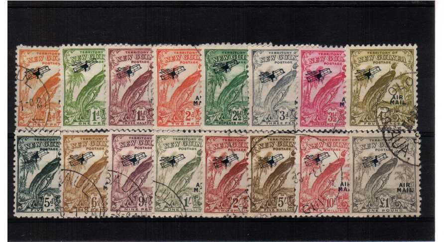 superb fine used set of 16