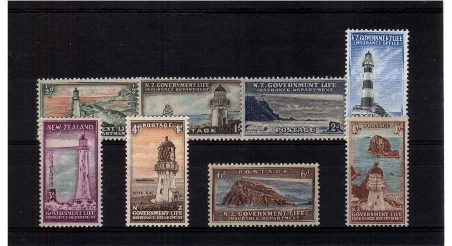 LIFE INSURANCE - Lighthouses<br/>